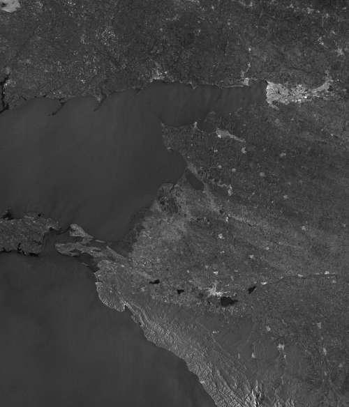 Устье Дона и Керченский пролив